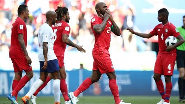 Hasil Pertandingan Inggris vs Panama - Piala Dunia 2018