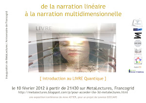 [introduction au LIVRE Quantique]