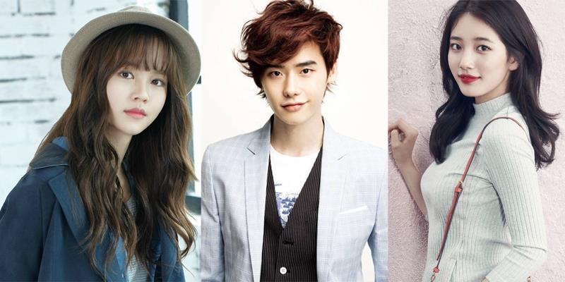 Bộ ba Kim So Hyun, Lee Jong Suk và Suzy cùng xuất hiện trong phim mới