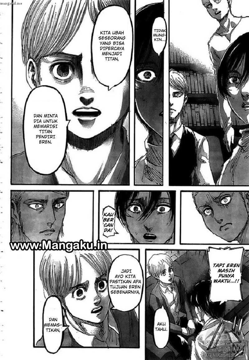 Shingeki No Kyojin: Chapter 108 - Page 33