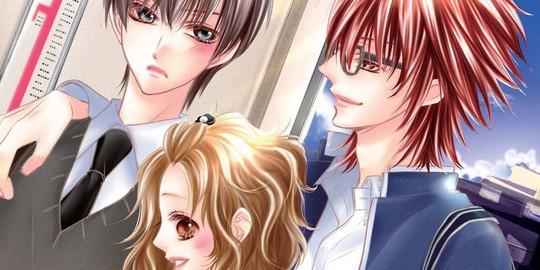 Suivez toute l'actu de Un baiser à la Vanille sur Japan Touch, le meilleur site d'actualité manga, anime, jeux vidéo et cinéma