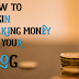 How to Begin Making Money by your website/blog