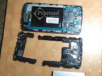 Tutorial cara membongkar LG G3 (D855) dengan mudah