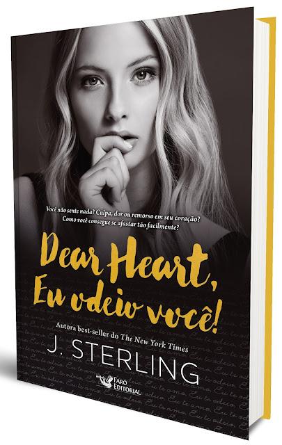 Dear Heart: Eu Odeio Você chega em novembro na Faro Editorial!