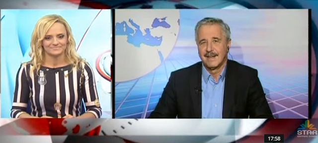Γ. Μανιάτης από Χαλκίδα: Ανατροπή της Στασιμότητας με νέα ηγεσία Ανατροπής (βίντεο)