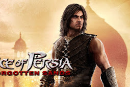 How to Free Download Game Prince Of Persia The Forgotten Sands for Computer PC or Laptop