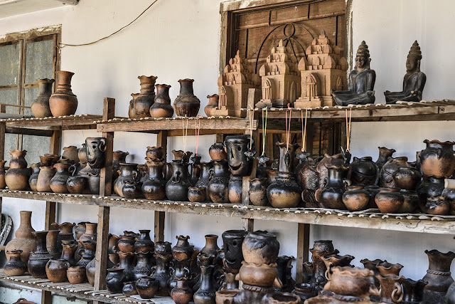 Cham ceramics from Vietnam
