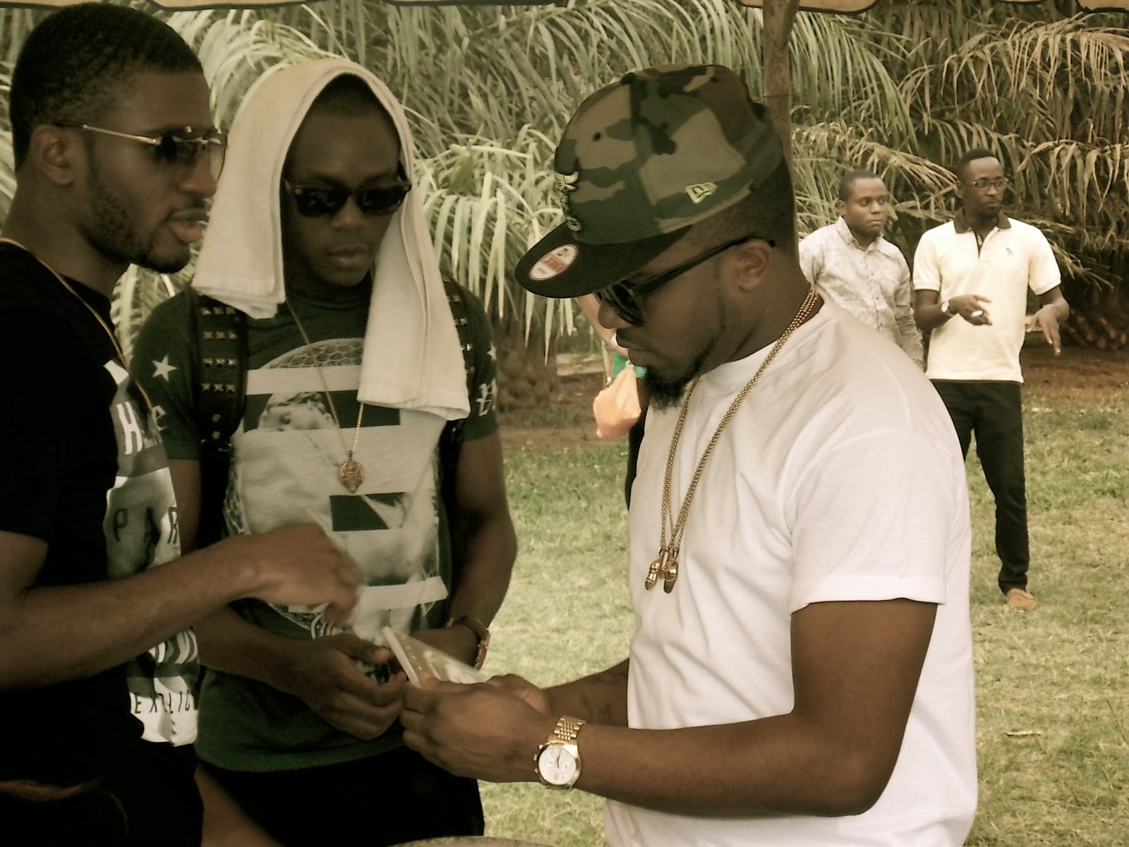 DESIGNERS MARKET PLACE WITH ICE PRINCE