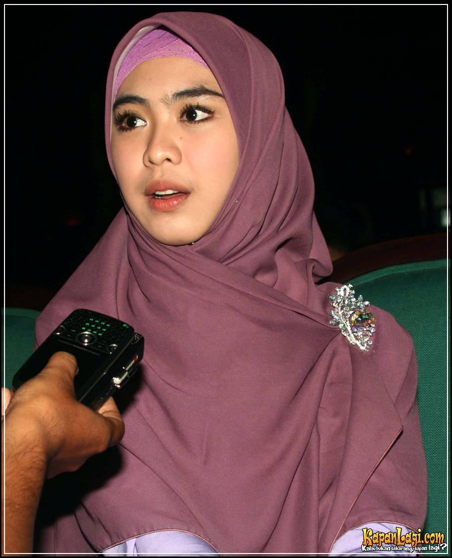 Tutorial Hijab Oki Setiana Dewi Segi Empat Fasahijab