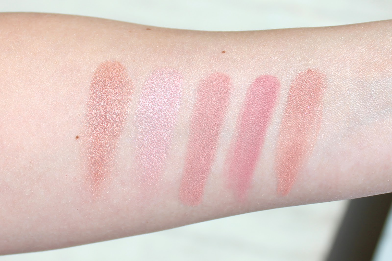 My MAC Blusher Collection - Review and Swatches / Life in Excess Blog