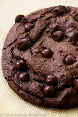 1 XXL Death by Chocolate Cookie