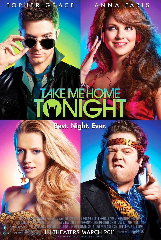 Take Me Home Tonight Lyrics