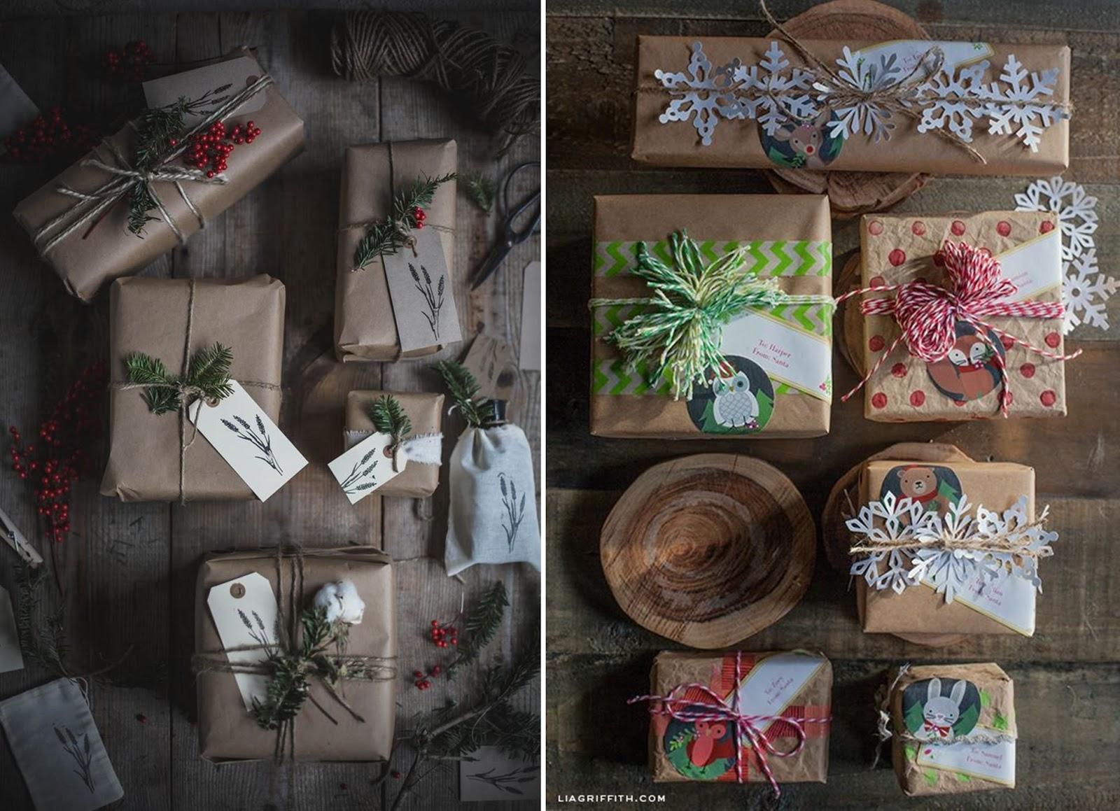 pomysly na pakowanie prezentow jak zapakowac prezent gwiazdka swieta boze narodzenie gifts christmas