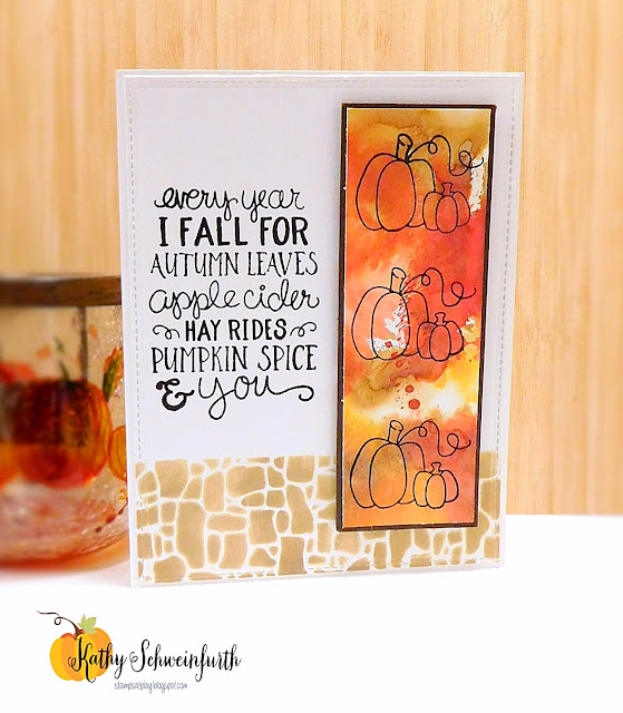 Every year I fall for autumn by Kathy features Fall-ing for You by Newton's Nook Designs; #newtonsnook