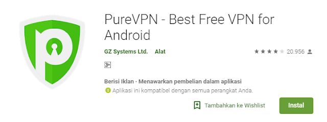 Download pure vpn free