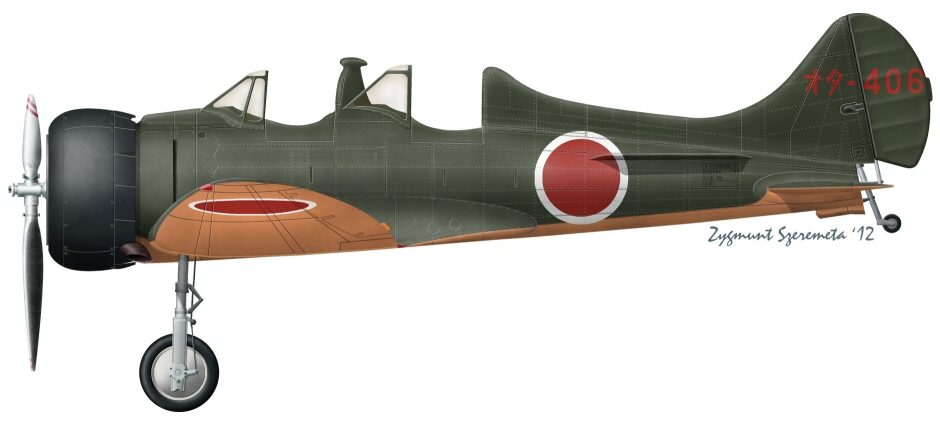 WildEagles: Mitsubishi A5M4-K ...