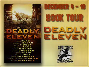 Deadly Eleven Book Tour