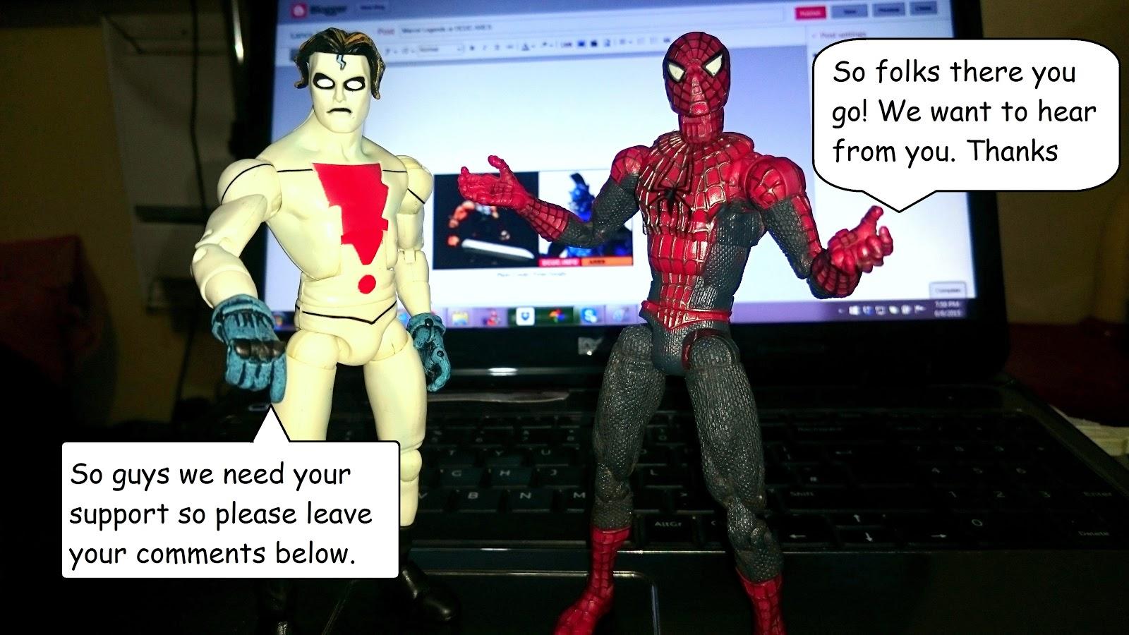 Lance tech toys blog marvel legends or dcuc ares toy review - Marvellegends net dcuc ...