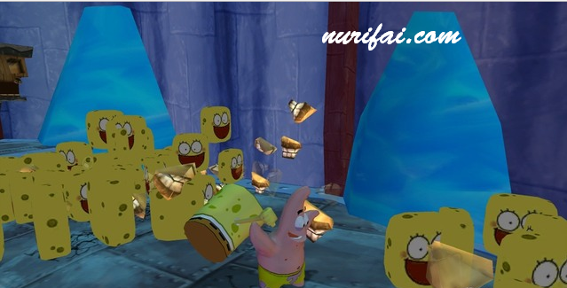 SpongeBob PPSSPP Android