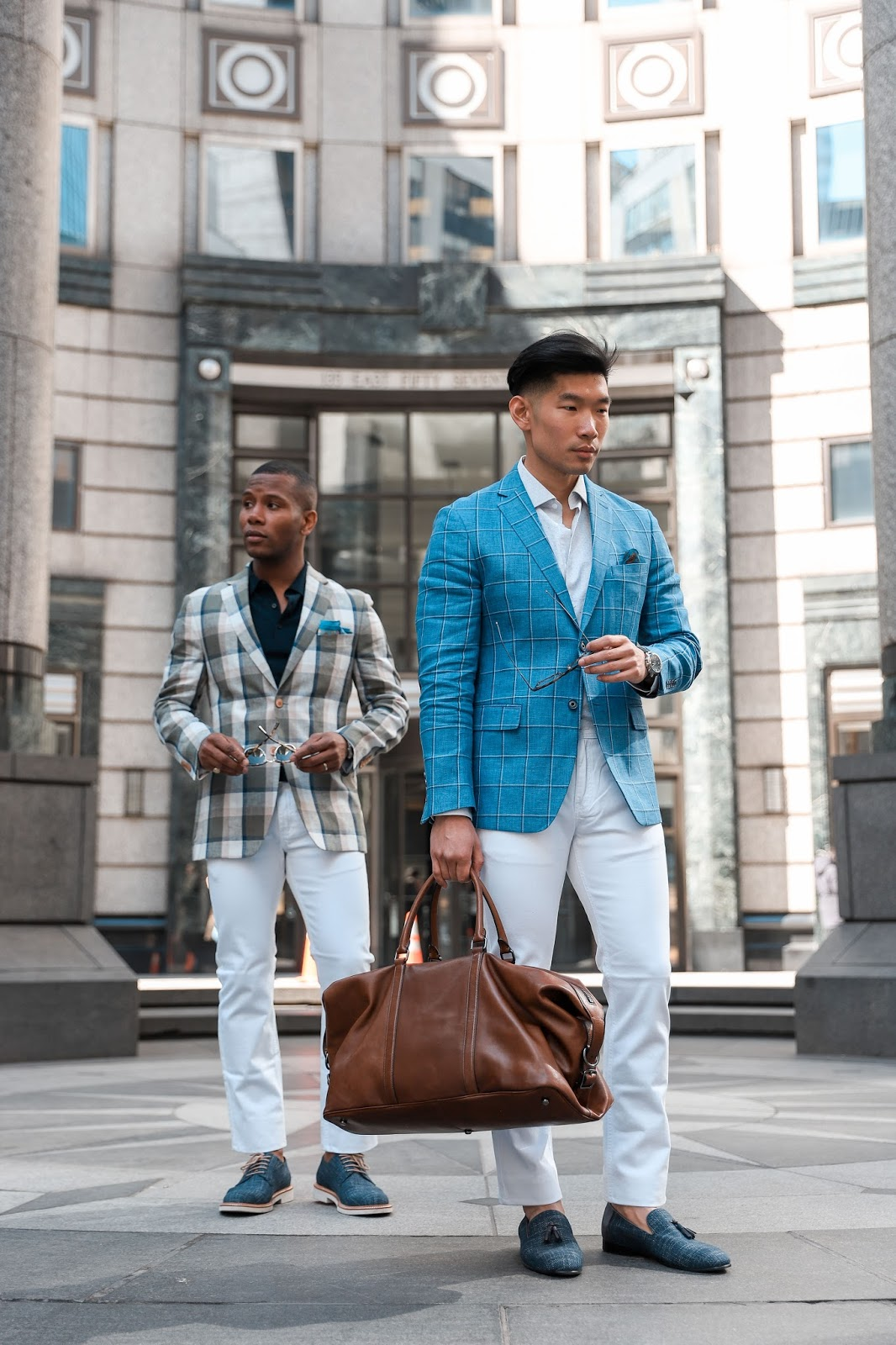 Wearing a Windowpane or Plaid Sport Coat | Levitate Style and Men's Style Pro