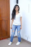 Telugu Actress Mahima Makwana Exclusive Stills in Blue Denim Jeans  0172.JPG