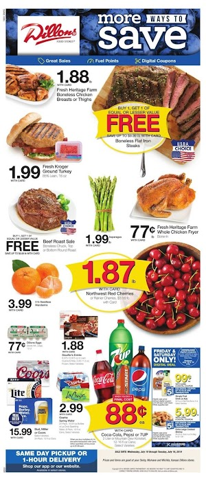 Dillons Ad Preview July 10 - July 16, 2019