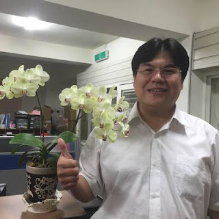 允崴國際有限公司許焌騰總經理