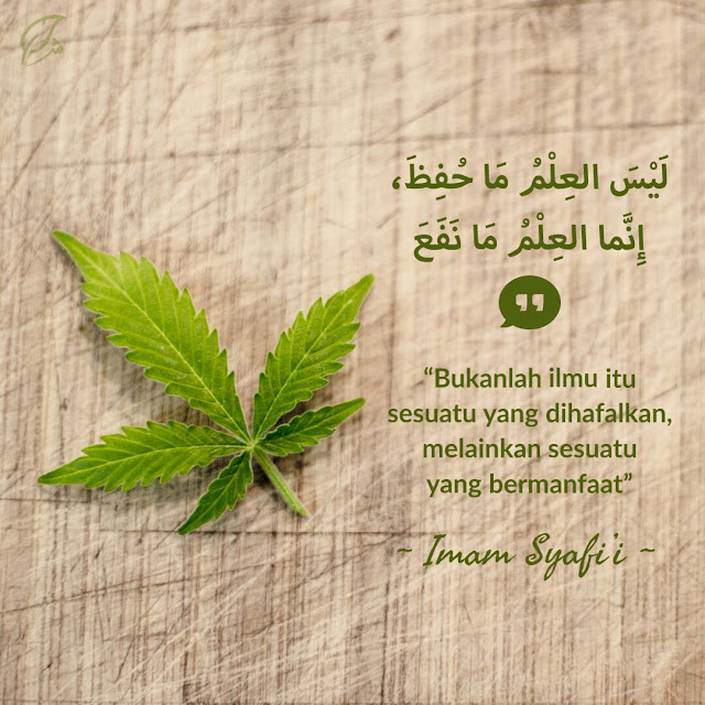 Quote Imam Syafii