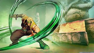 Street Fighter V Recent HD Wallpaper 2560x1440