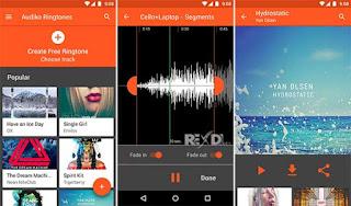 تحميل تطبيق Audiko ringtones PRO 2.27.02 Apk for Android