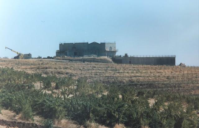 Robert Earl Burton's Fellowship of Friends Renaissance Winery July 1986