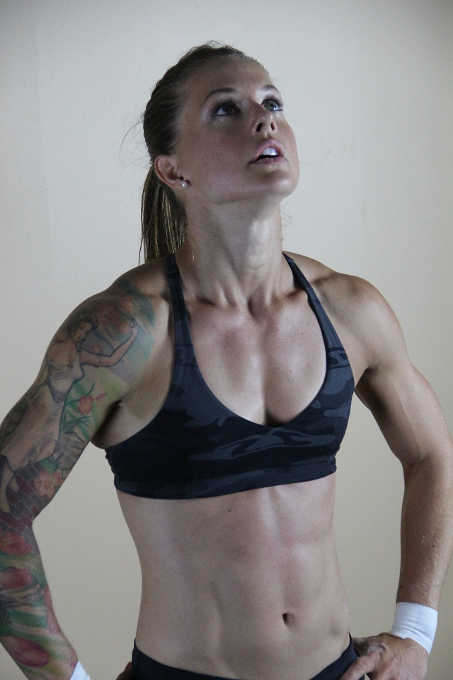CrossFit - Christmas Abbott is one fit woman