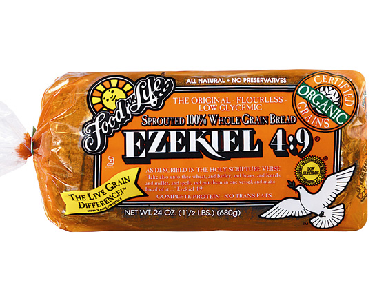 Whole Foods Sprouted Bread