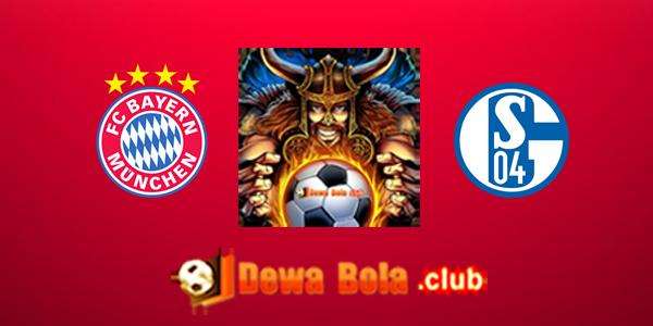 Prediksi Bayern Munchen vs Schalke 4 Febuari 2017