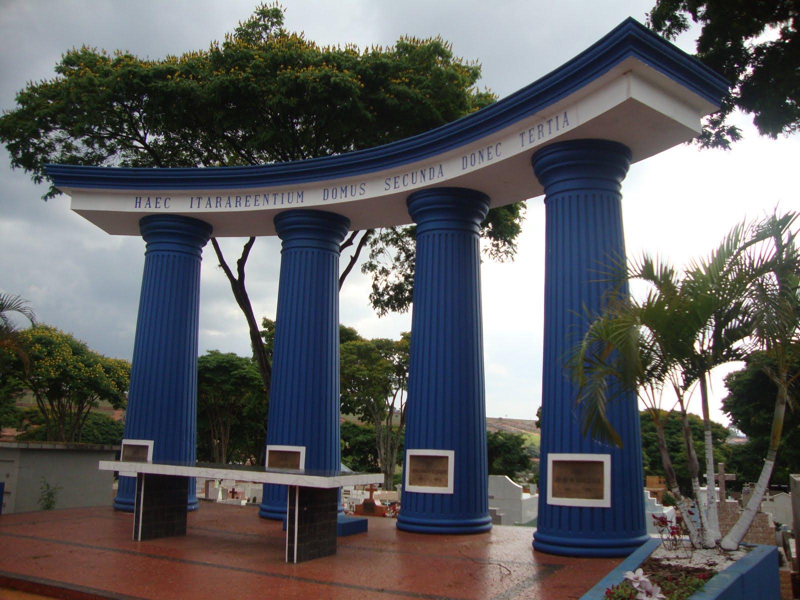 ITARARÉ-SP  Cemitério 084aac6f35