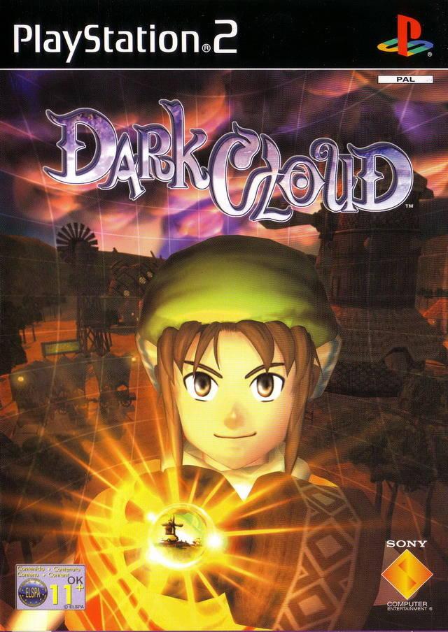 Dark Cloud PAL PS2