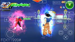 Dragonball z TTT Mod DBS RAGE X