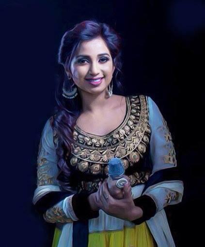 Shreya Ghoshal LATEST PICS