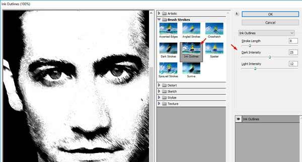 cara manipulasi foto menjadi imbas horror gothic Tutorial Manipulasi Photoshop Efek Foto Horror Gothic + Video