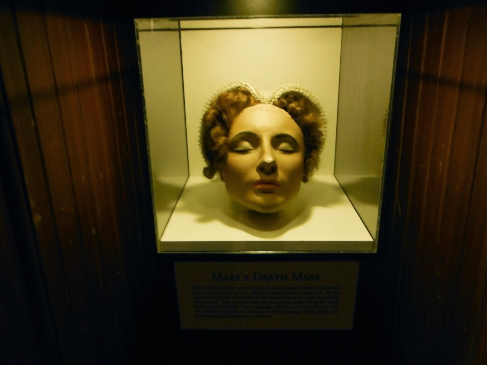 Queen Elizabeth Death Mask – Rivercitygranitestl com