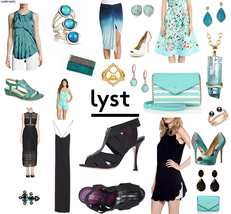"Lyst: My FAVORITE Way To Shop + The Perfect Beachy ""Grunge"" Look"