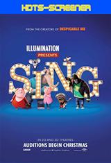 Sing: ¡Ven y canta! (¡Canta!) (2016) (Completa) HDTS-Screener v2