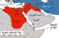 الحدود المصرية في عهد الدولة الايوبية والمماليك