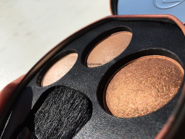 w7 solar glow bronzer bronze shimmer