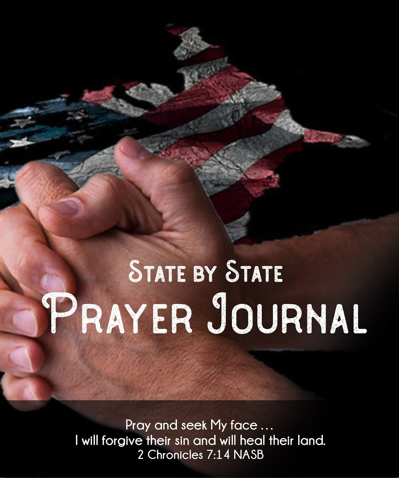 State by State Prayer Journal