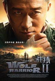 Nonton Wolf Warrior 2 (2017)