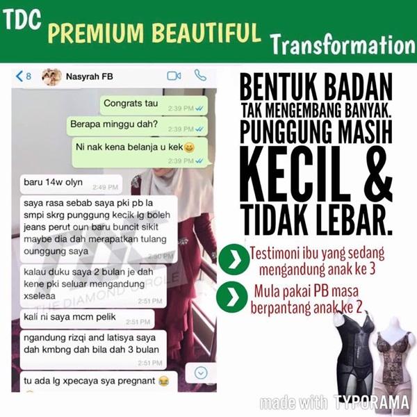 Testimoni Premium Beautiful Baby_Ibu Mengandung