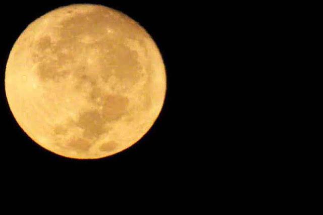 astronomy, moon, photography, Okinawa, Japan