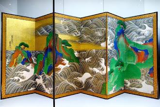 Expo : Trésors de Kyôto, trois siècles de création Rinpa - Musée Cernuschi - Jusqu'au 27 janvier 2019