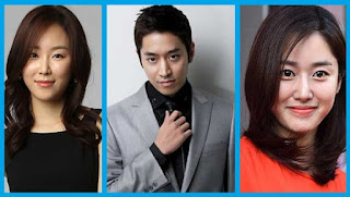 Another Miss Oh Main Cast